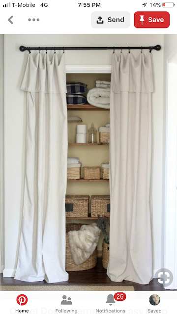 Easy Diy Drop Cloth Curtains Thelittlehouseofwynn