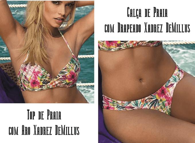 a732a43a5 Blog da Lilian Brito  DeMillus apresenta sua coleção de moda praia ...