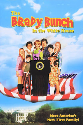 The Brady Bunch in the White House Poster