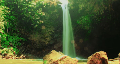 Air Terjun Sumber Salak Ledo Ombo Jember