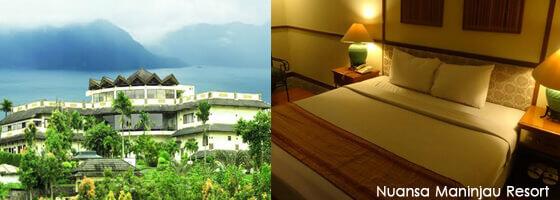 Nama Hotel Rekomendasi Terbaik Dekat Danau Maninjau