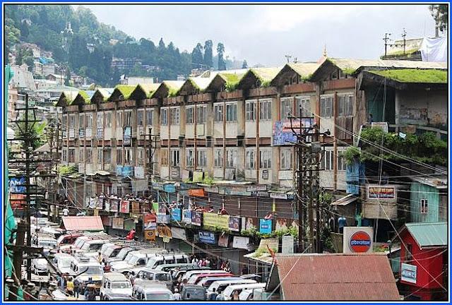 Old Super Market Darjeeling