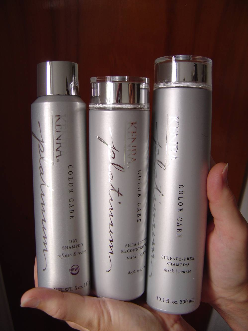 Kenra Professional Shampoos and Conditioner.jpeg