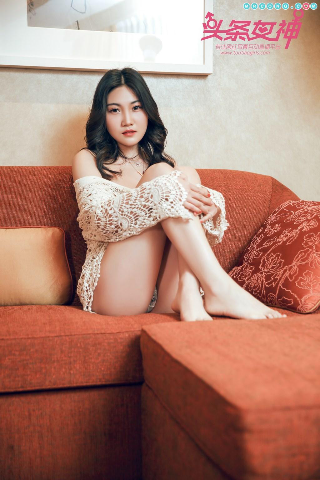 Image TouTiao-2018-04-14-Wan-Jun-MrCong.com-006 in post TouTiao 2018-04-14: Người mẫu Wan Jun (婉君) (26 ảnh)