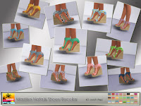 Madlen Natalis Shoes Recolor