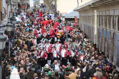 carrusel coros domingo carnaval