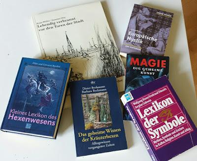Kräuterwissen, Kräuterhexen, Mystik