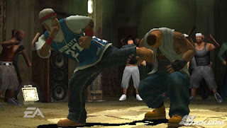 Download Def Jam - Fight For Ny - The Takeover Game PSP for Android - www.pollogames.com