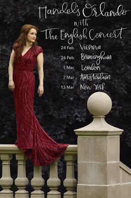 Handel - Orlando - The English Concert