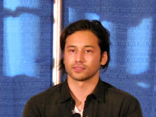 Jesse Rath at Shore Leave 2015