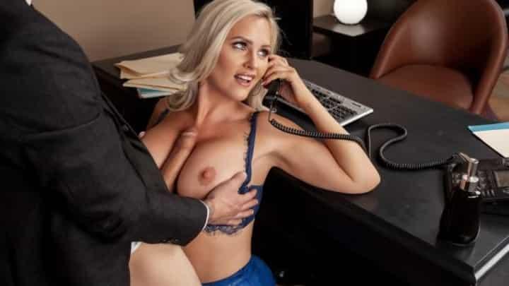 Alena Croft in Shes A Smooth Operator - Brazzers