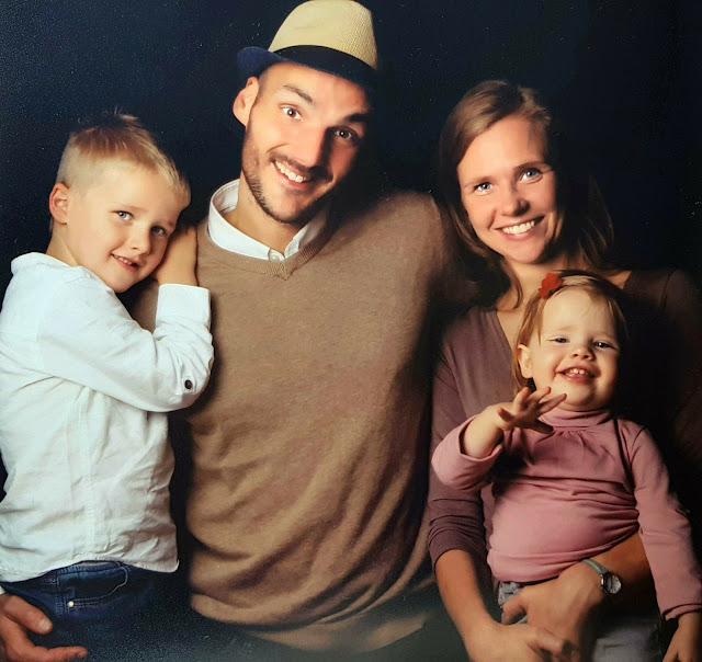 Ben Heine Family 2018