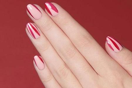 Nail Art Geométrica