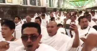 Banser Nyanyi-nyanyi Saat Sa'i Bikin Dubes Abegebriel Marah Besar, Ini Ancaman dari Pihak Saudi
