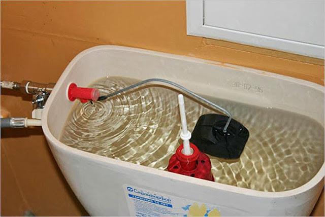 Что делать, если не поступает вода в бачок унитаза?