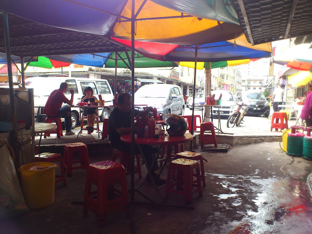 吉隆坡美食 - 天涯客板面  吉隆坡美食 吉隆坡好吃 好玩 好吃板面 介绍