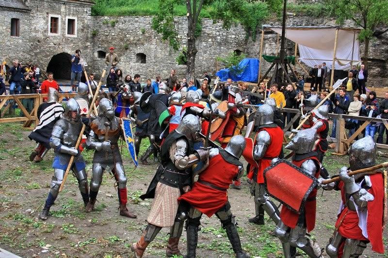 Картинки по запросу проведення лицарських боїв на Закарпатті та сусідніх країн