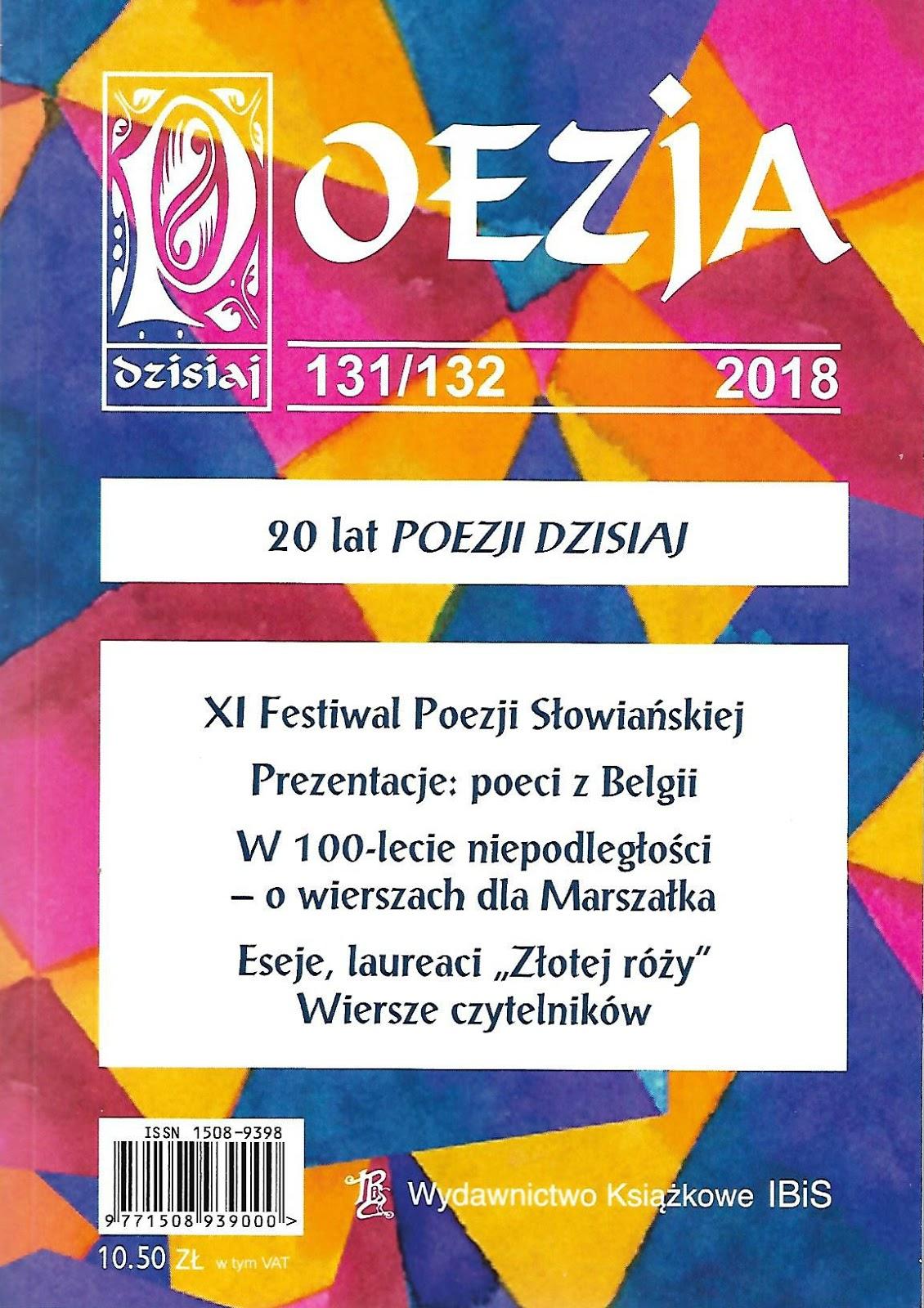 Zbigniew Michalski Blog Literacki Połów Mój Wiersz W