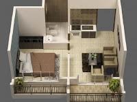 Perhatikan Rancanga Desain Interior untuk Ruang Kecil Minim Lahan Rumah Minimalis