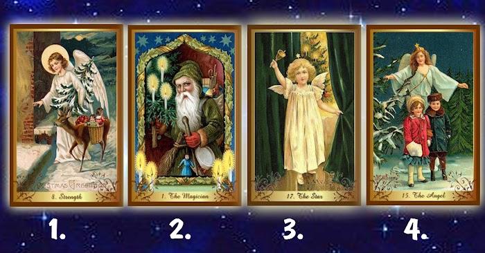 Праздничные карты таро поведают, какое волшебство вас ждет в течение 20 дней!