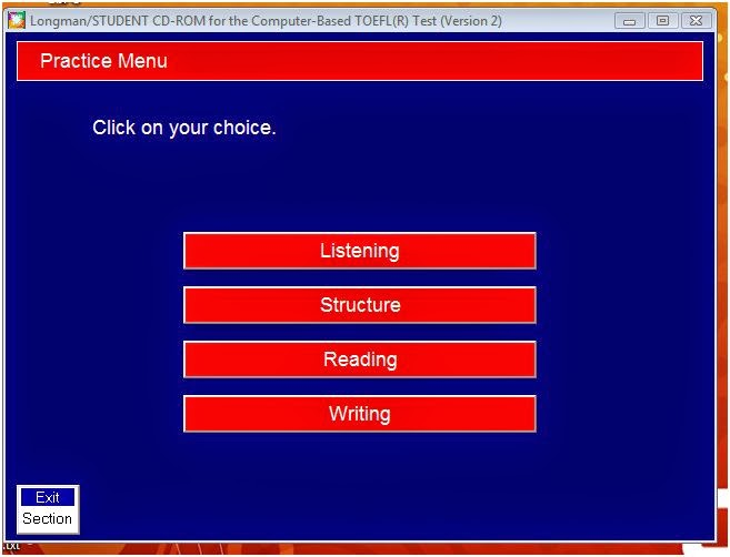 Download Gratis Software Dan Audio Tutorial Menjawab Soal Toefl Jual Buku Toefl Ibt Toefl