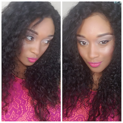 WOW AFRICAN VOLUMINOUS CURLY/WAVY REVIEW & PRODUCTS I USE TO MAINTAIN THIS HAIR TEXTURE