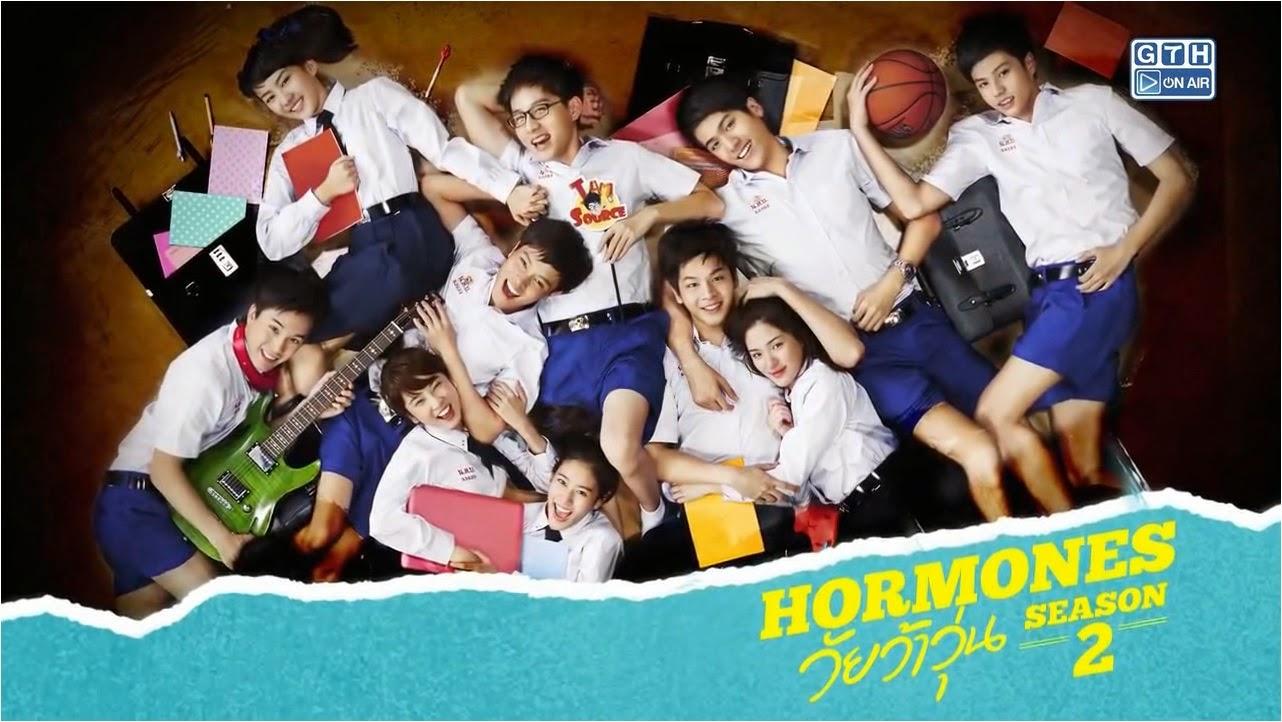 Download Drama Thailand Hormones The Series
