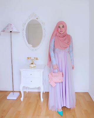 Model Baju Muslim Untuk Orang Gemuk 1