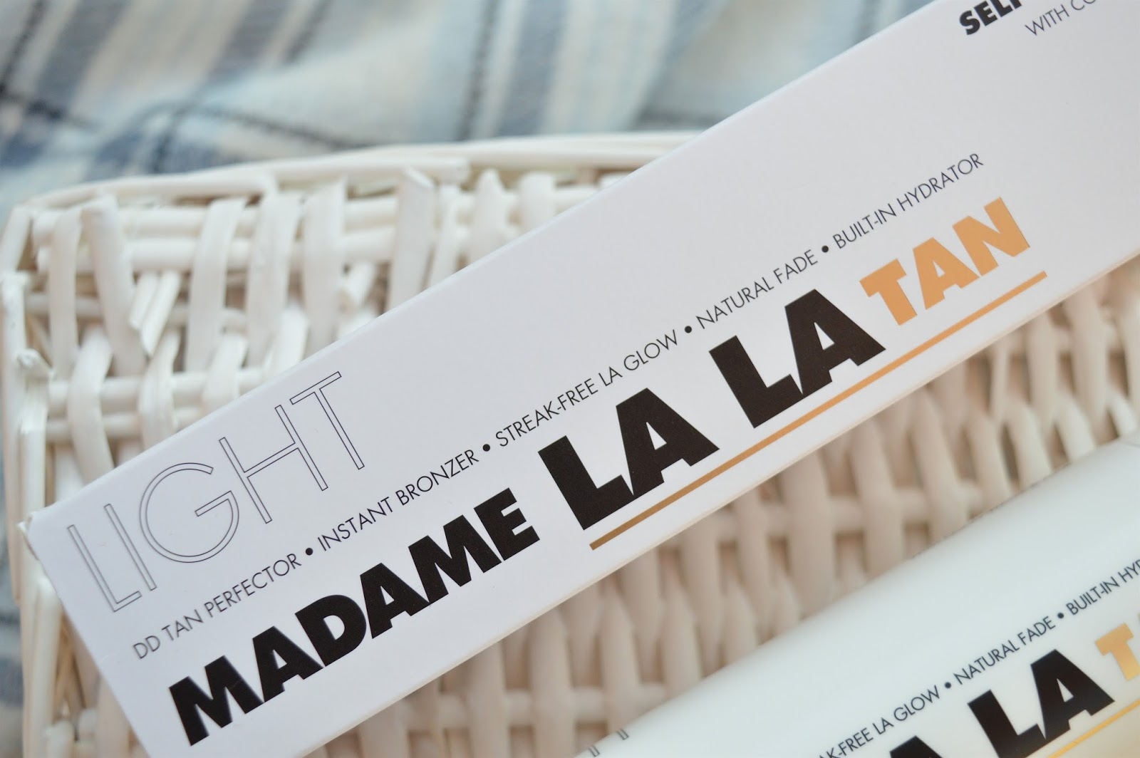 Madame La La Light Self Tan