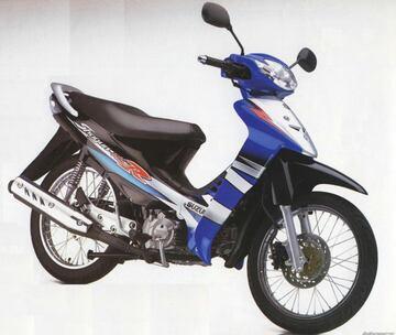 shogun 125r
