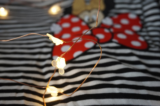 Fashion | Primark Disney Haul Mickey Mouse Fairy Lights