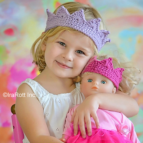 Princess Crown - Free Pattern