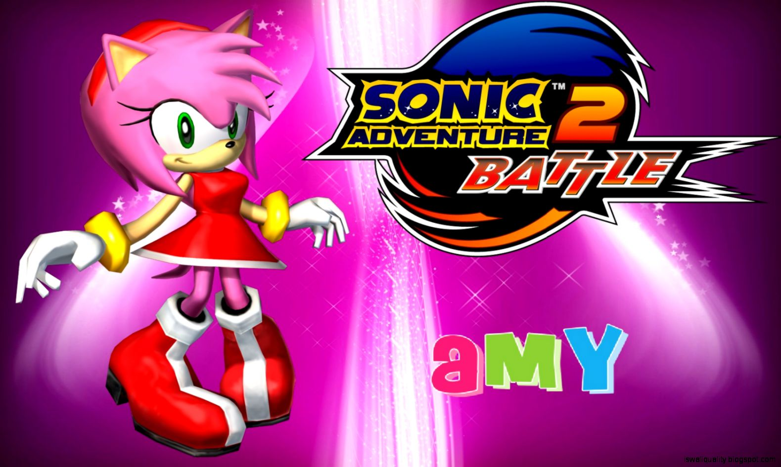 Amy Rose Sonic Fantasy Art Wallpaper Wallpapers Quality