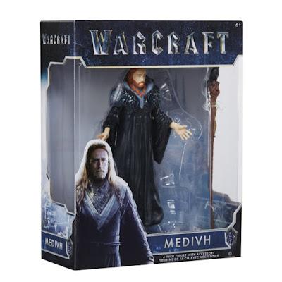 TOYS : JUGUETES - WARCRAFT  Medivh | Figura - Muñeco  Película Warcraft El Origen 2016 | A partir de 6 años  Comprar en Amazon España & buy Amazon USA