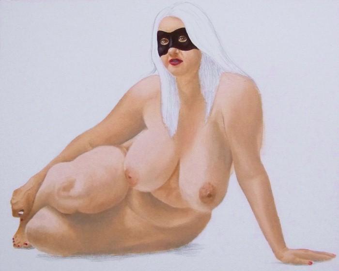 Современные немецкие художники. Walter Roos 21