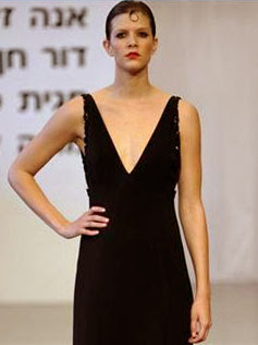 Israel Ban Too Thin Models Pictures 1