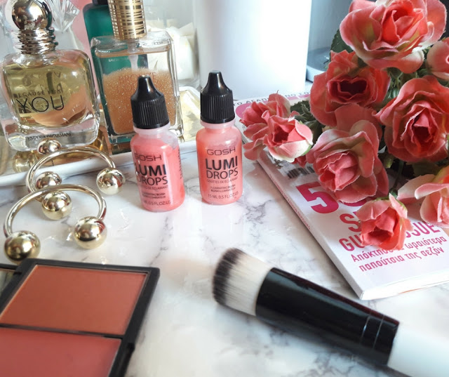 GOSH LUMI DROPS Illuminating Blush