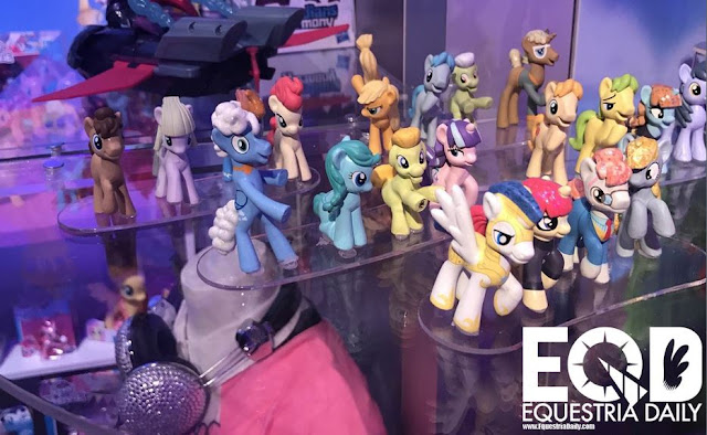 Mlp movie blindbag merchandise set
