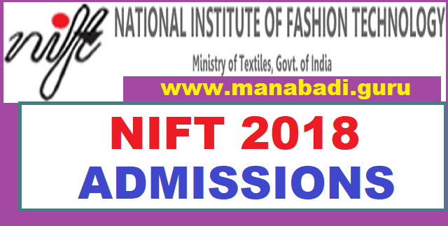 Admissions, Notifications, National Institute of Fashion Technology, NIFT Admissions, Online Registration