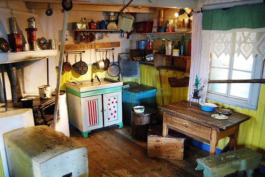 Imgen: La casa de Pippi Långstrump en Junibacken
