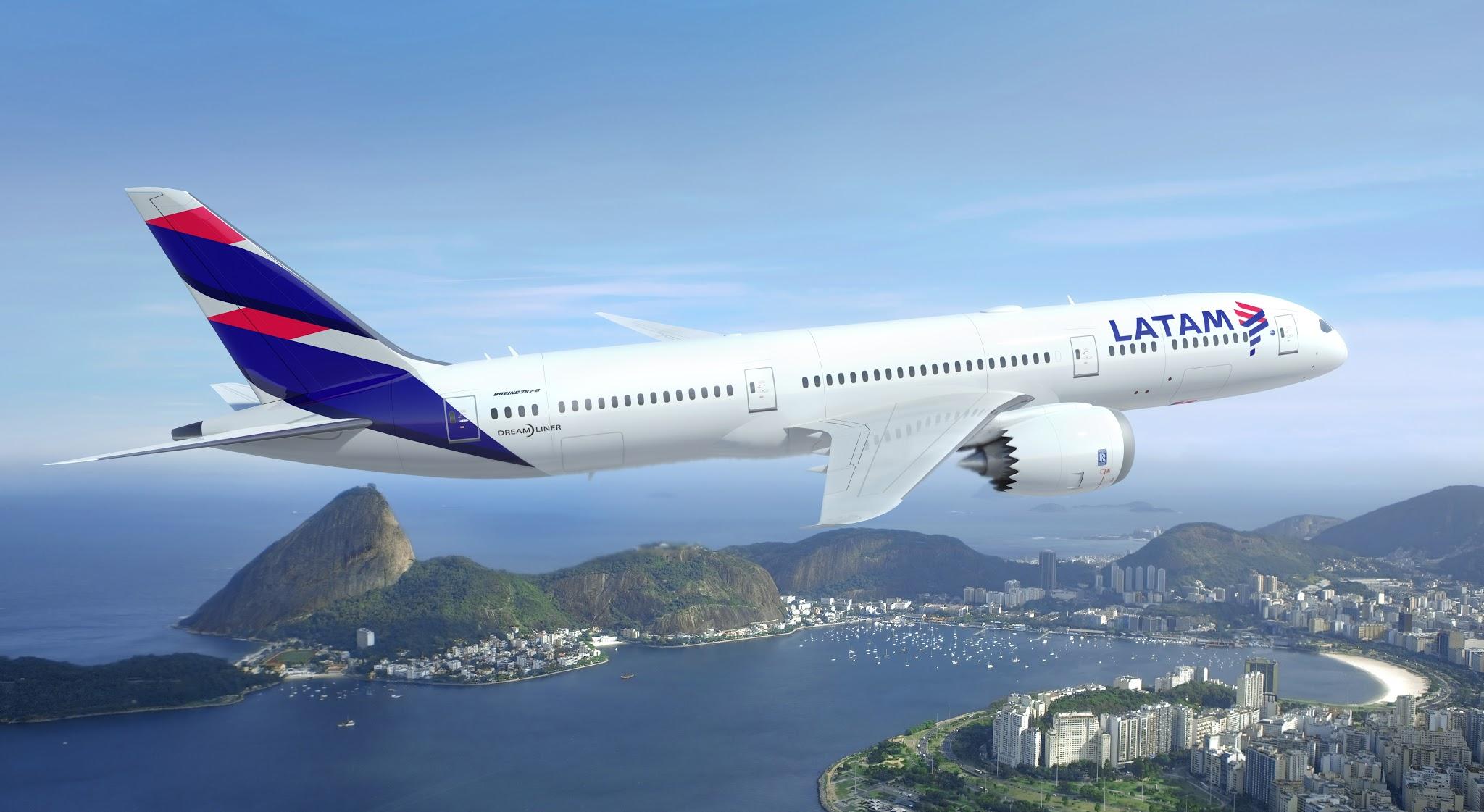 LATAM Airlines Brasil levará ganhador de concurso à abertura dos Jogos Olímpicos Rio 2016