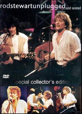 Rod Stewart Unplugged And Seated 1993 DVD R1 NTSC Sub