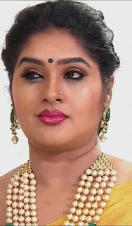 Actress Face Closeup HD Picture