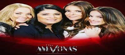 Ver Telenovela Las Amazonas Capitulo 42 Martes 12 de Julio del 2016