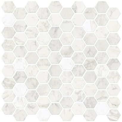 Brewster Home Fashions: peel and stick marble tile