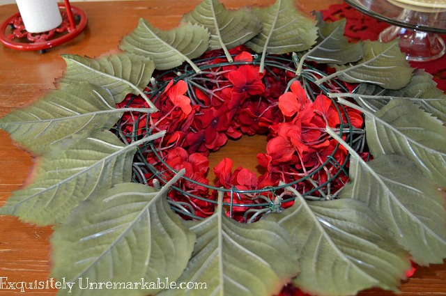 How To Make An Easy DIY Hydrangea Wreath