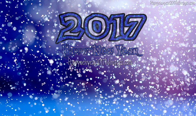 Happy New Year 2017 Sparkling HD Wallpapers
