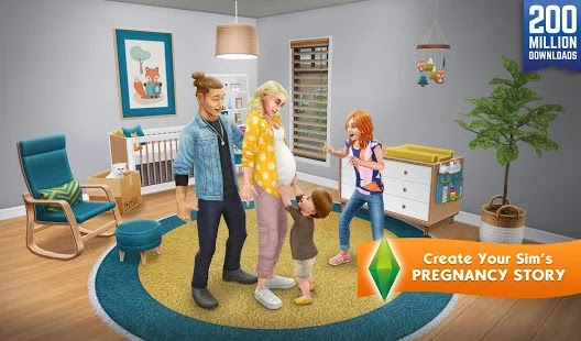 The sims freeplay Apk+Data Free on Android Game Download
