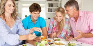 Diet Sehat: Menurunkan Berat Badan dengan Makan 5 kali Sehari