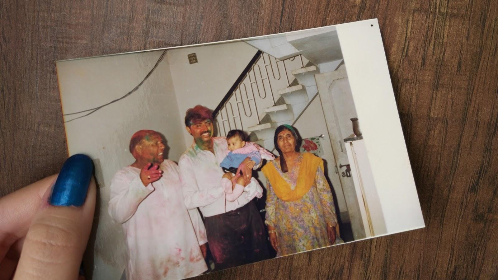 India Grandparents